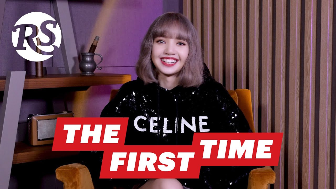 Lisa on Blackpink, Her First Performance, Coming to Korea and More | The First Time