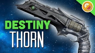 DESTINY THORN Gameplay PvP OP!? Rumble (PS4 Gameplay Commentary) Funny Gaming Montage