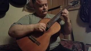 BESAME MUCHO (guitar)