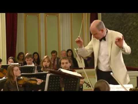 David Matthews Symphony N.5 (Russian Premiere)