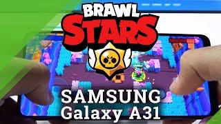 三星Galaxy A31上的沥青9-游戏质量检查