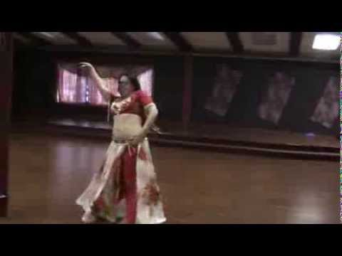 Death By Blonde- Turkish Gypsy, American Cabaret Belly Dance Fusion practice 2