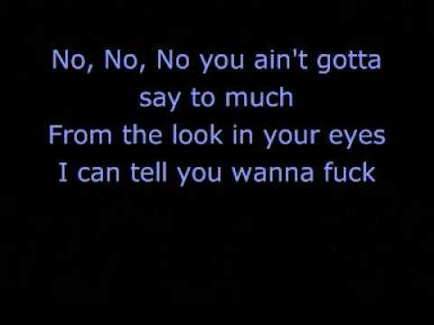 ashanti - the fuck song with lyrics