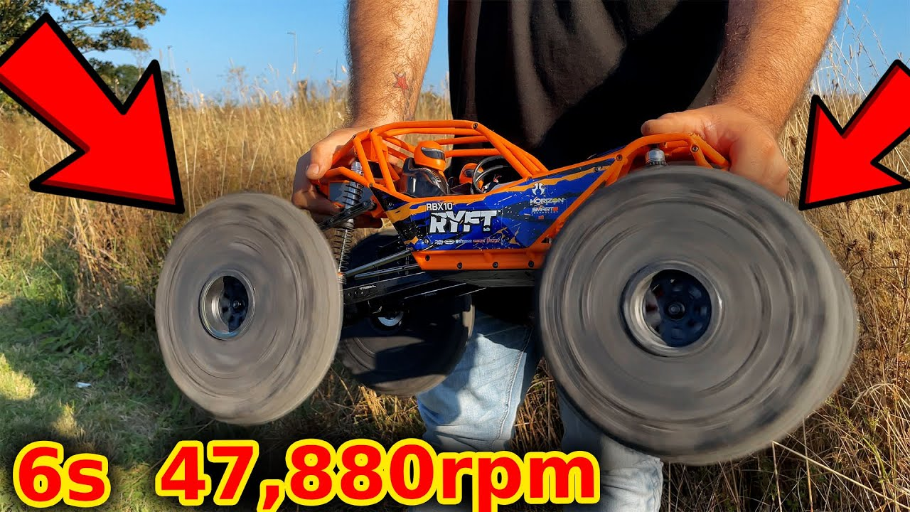 Download I made this RC 'crawler' too fast!!