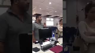 Video: Se niega a participar de un despido en Anses