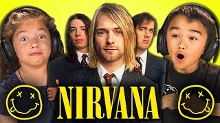 Repeat youtube video KIDS REACT TO NIRVANA