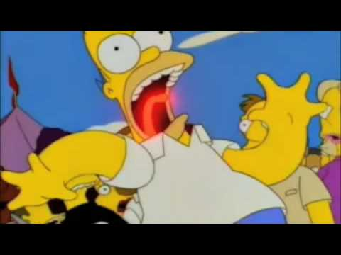 The Simpsons Homer eats chili and is crazy from YouTube · Duration:  31 seconds