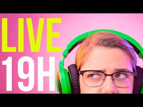 VAI TER LIVE HOJE1 E VAI SER LEGAL! - Começa as 19h