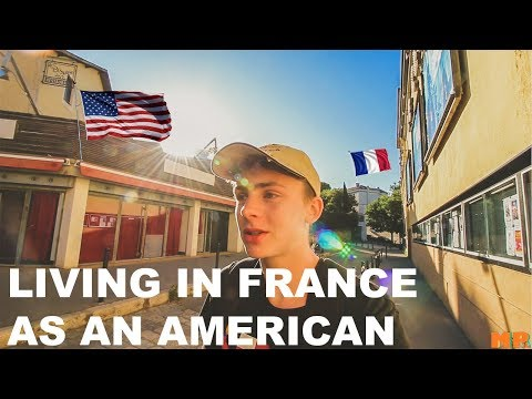 Life as an American Teen In France