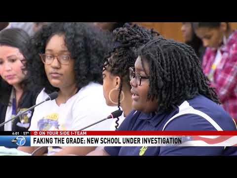 Faking Grade >> Wjla Faking The Grade Columbia Heights Youtube