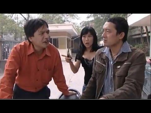 [Kênh Hài] Hài Tết 2016-Phim Hài Chiến Thắng , Quốc Anh - Quan tiền,quantrạng (55:03 )