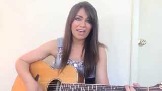 "Lady Antebellum ""Bartender"" cover Alayna"