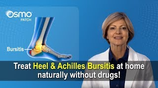 Achilles Bursitis / Retrocalcaneal bursitis (Heel bursitis treatment)