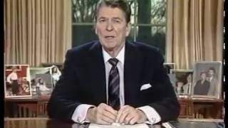 president ronald reagan s speech on the challenger space shuttle disaster january 28 1986