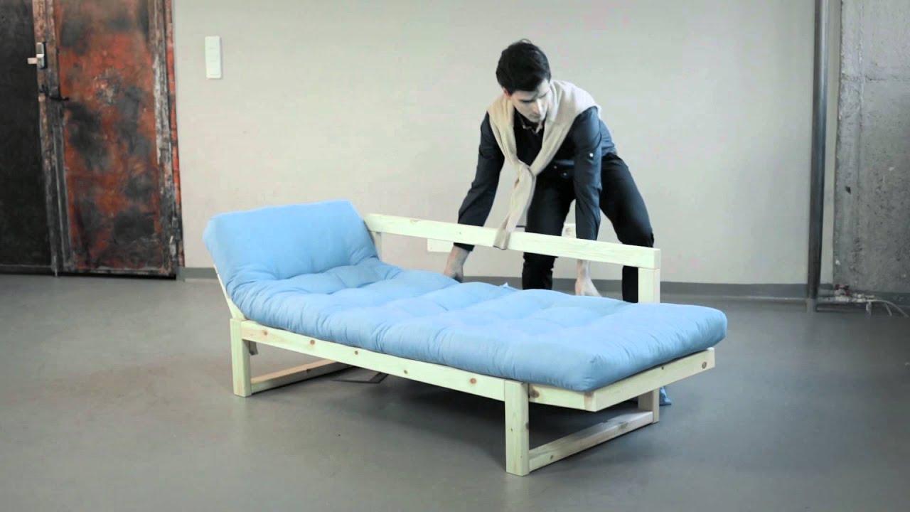 edge  fresh futon  youtube -