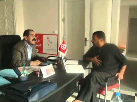 Interview avec Chokri Belaid