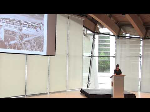 Architecture Lecture: Emily Bills on Pedro Guerrero, Photographer for Frank Lloyd Wright