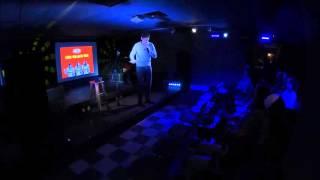 Stand-up Comedian Mark Little - Nostalgia