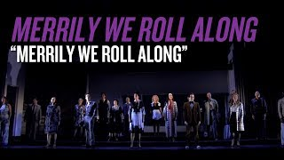 "Scene from ""Merrily We Roll Along"""