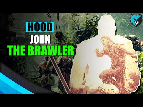 John has a MIGHTY Hammer | Hood: Outlaws & Legends Gameplay |