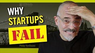 Why Startups Fail: The Biggest Branding Mistakes Entrepreneurs Make