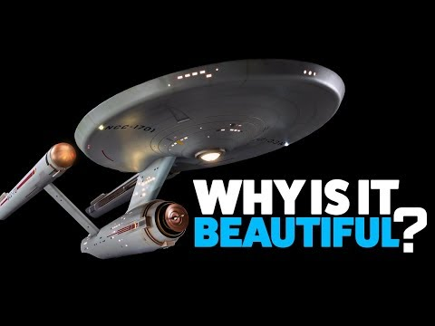 Why the Enterprise is an Amazing Design