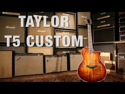 Taylor T5 Custom Overview
