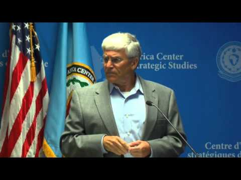Strategic Leadership in Africa's Security Sector - General George Casey Jr. (ret.)