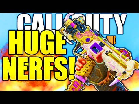 COD BO4 1.13 PATCH NOTES! MADDOX NERF, SAUG 9MM NERF SPITFIRE NERF TACTICAL RIFLE BUFFS BO4 1.13!
