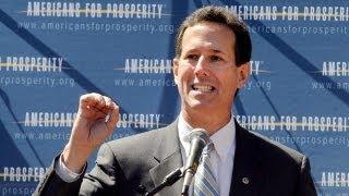Santorum's War on Porn