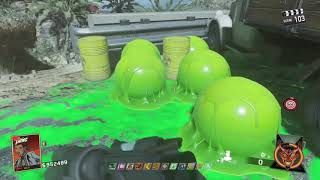Call of Duty : Infinite Warfare Zombies Attack of The Radioactive Thing 2ndPlace Leaderboard Part 37