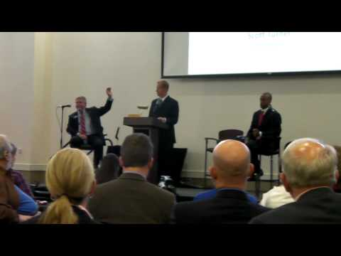 Scott Turner - Jim Pruitt closing remarks