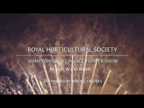 RHS Hampton Court Palace Flower Show | Preview Evening