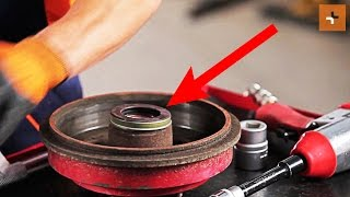 MAZDA 2 (DY) Pyöränlaakerit asennus : ilmainen video