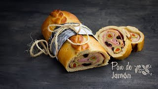 Como hacer Pan de Jamón Venezolano / Receta Navideña