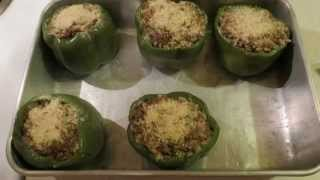 Stuffed Bell Peppers  Slide Show