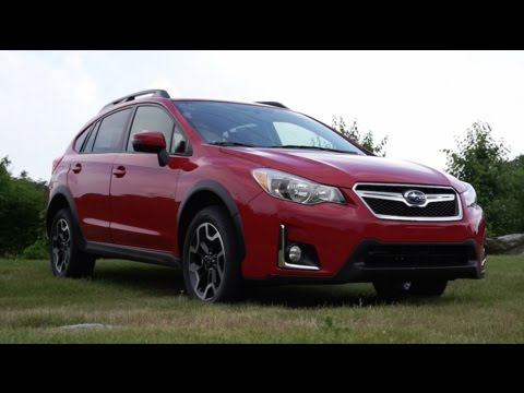 2016 Subaru Crosstrek Pure Red Special Edition Walkaround