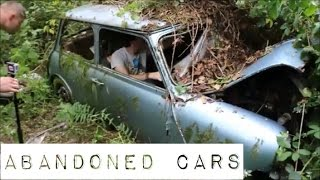 CAMO IT - ABANDONED CARS!
