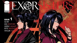 Exorsisters  #1 comic review