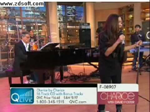 Charice In This Song On QVC May 11,2010