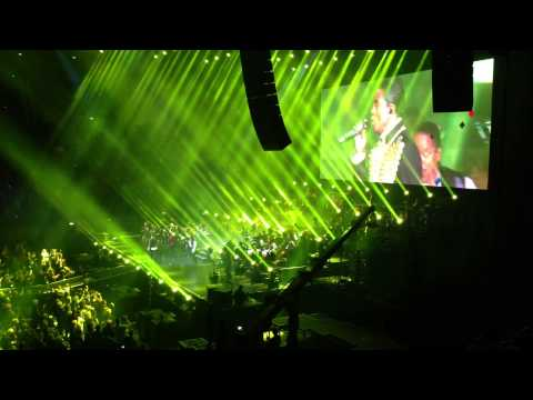 The Jacksons - Can You Feel It (Live @ Ahoy Rotterdam) Unity Tour