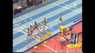 Antonio Reina Cto. Mundo P.C. Birmingham Eliminatorias 800 m.l..mp4