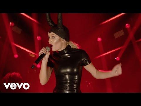 Zara Larsson - Ain't My Fault (Live) - #VevoHalloween 2016
