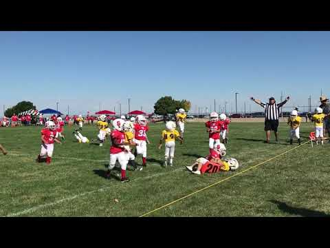 NM Yafl Fall Highlights Game 3 4