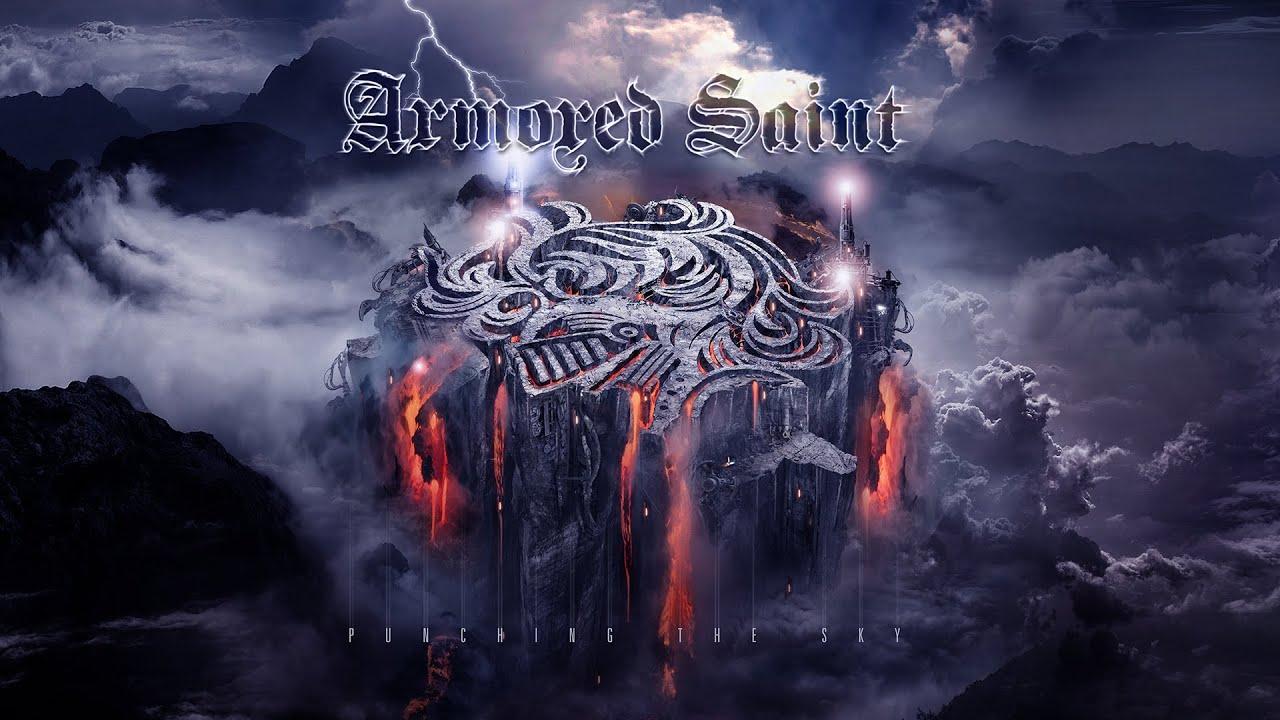 Armored Saint - Punching the Sky  FULL ALBUM