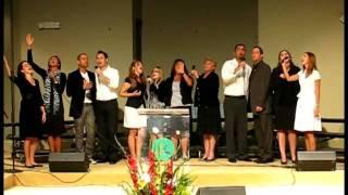 Baixar Brazilian Temple Worship Team - Made me glad
