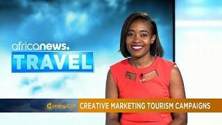 Tourisme : campagne pour le marketing créatif [travel]