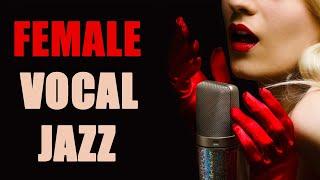 Female Vocal Jazz - Manhattan Jazz Quartett - Vocal Jazz Classics_Relaxing Jazz Music