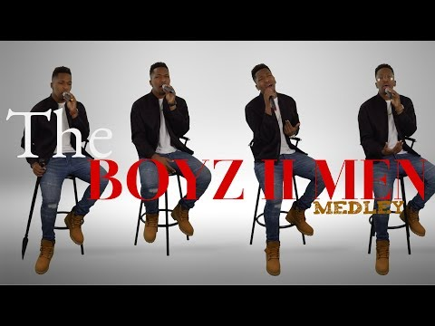 The Boyz II Men Medley