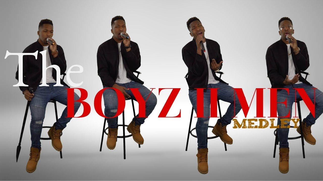 Download The Boyz II Men Medley